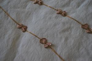 Necklace: J Crew in West Edmonton Mall