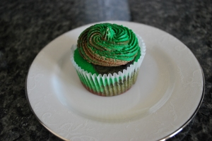 Camo Cupcake 3